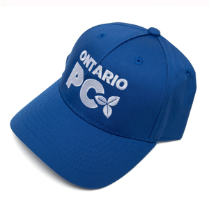 Ontario PC Ball Caps (BLUE)